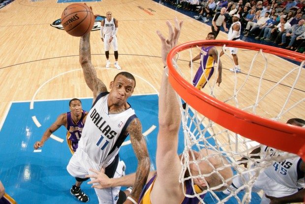 Los 'highlights' de la exhibición de Monta Ellis ante Lakers