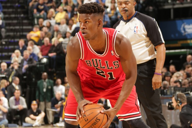 Jimmy Butler./ Getty Images