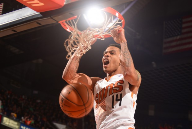 Gerald Green./ Getty Images