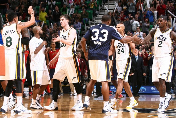 Utah Jazz./ Getty Images