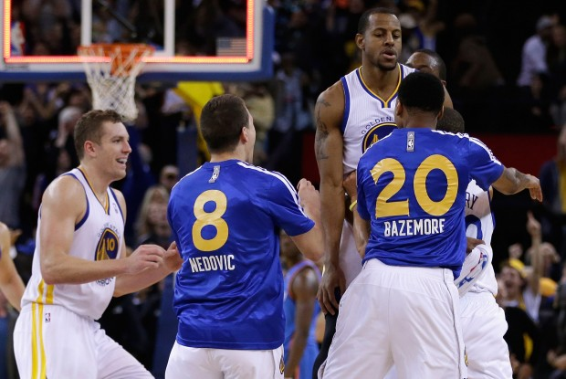 Golden State Warrior./ Getty Images