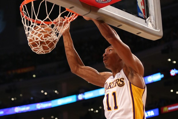 Wesley Johnson./ Getty Images