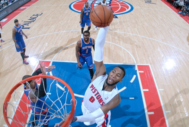 Andre Drummond./ Getty Images