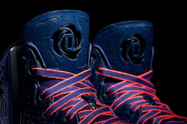 Adidas - D-Rose 4 ' Michigan Avenue'