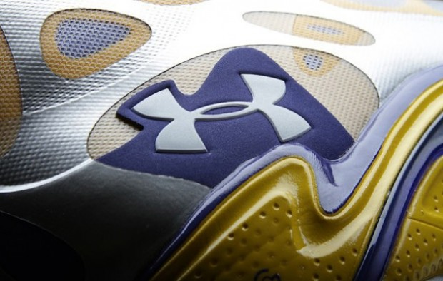 Under Armour - Anatomix Spawn Silver