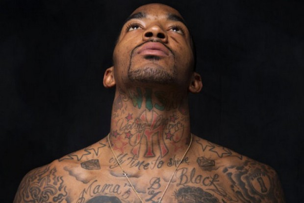 J.R. Smith Tattoos