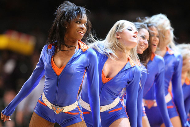 Knicks City Dancers / Getty Images