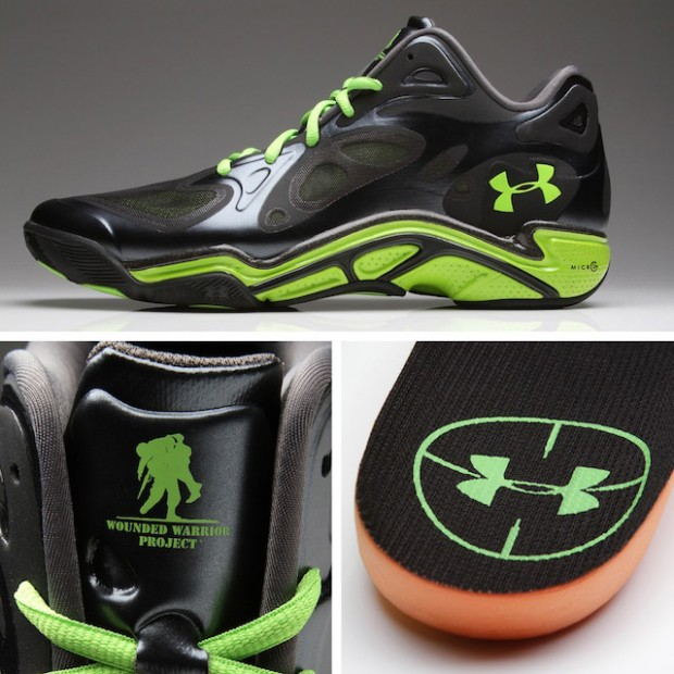 Under Armour - Anatomix Spawn Low 'Veterans Day'