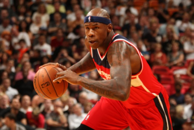 Al Harrington./ Getty Images