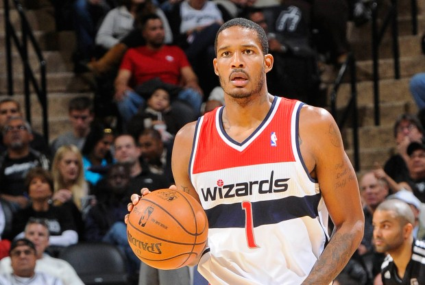 Trevor Ariza./ Getty Images