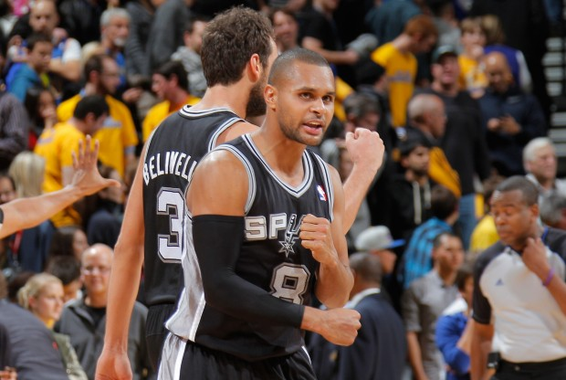 Patty Mills./ Getty Images