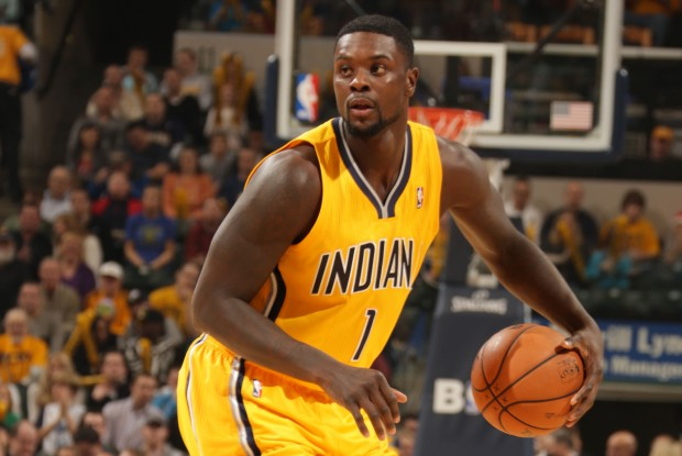 Lance Stephenson./ Getty Images