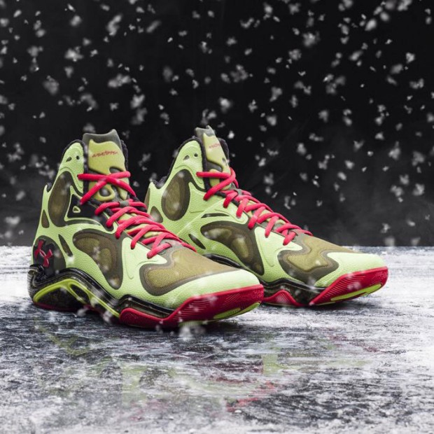 Under Armour – Anatomix Spawn 'Christmas'