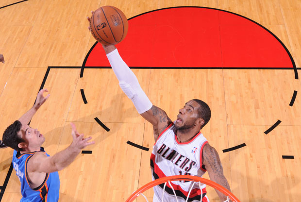 LaMarcus Aldridge / Getty Images