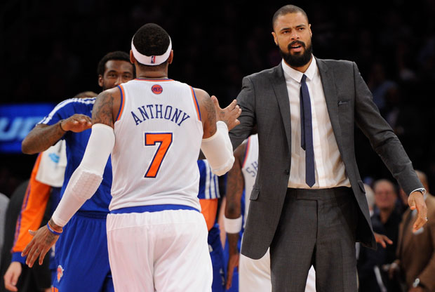 Tyson Chandler / Getty Images