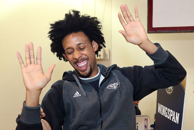 Josh Childress / Getty Images