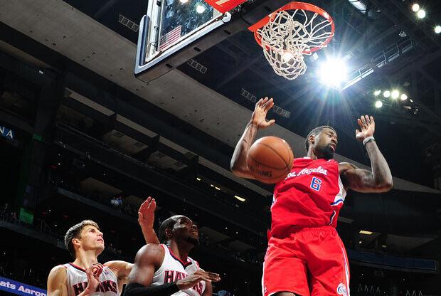 DeAndre Jordan / Getty Images