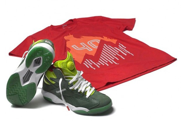 Reebok Classic 'Ghost of Christmas' Pack