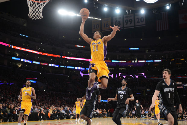 Wesley Johnson / Getty Images