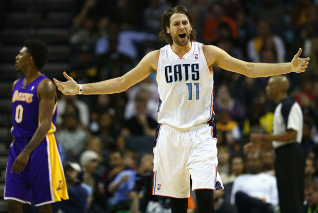 Josh McRoberts / Getty Images