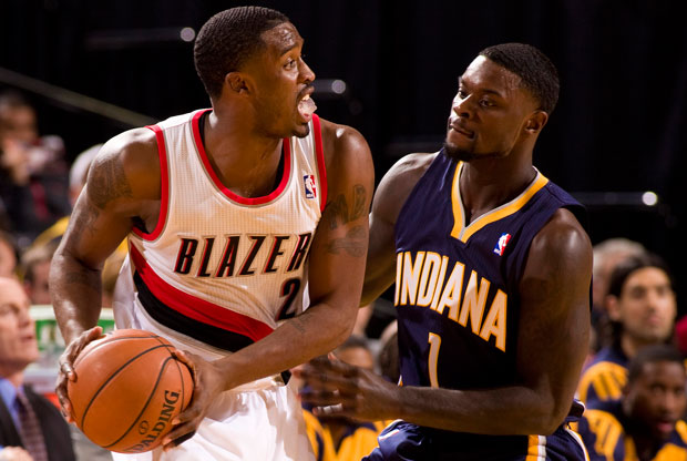 Portland Trail Blazers contra Indiana Pacers / Getty Images