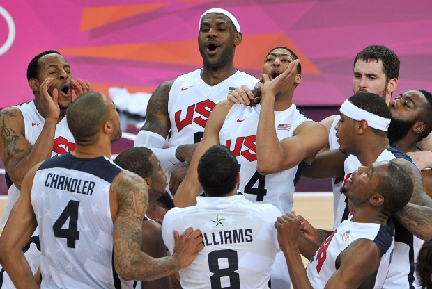USA Basketball./ Getty Images