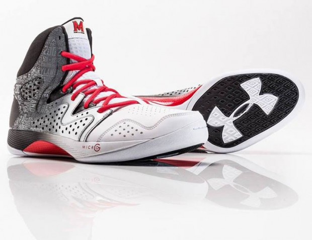 Universidad de Maryland./ Under Armour