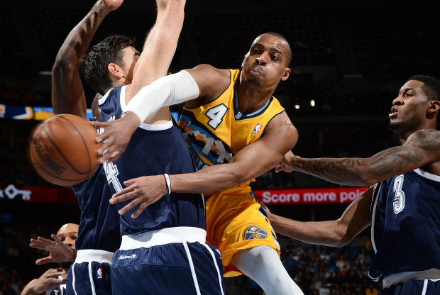 Randy Foye./ Getty Images