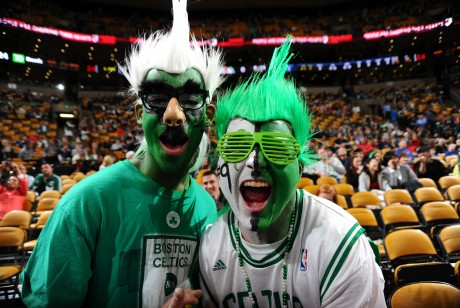 NBA Fans./ Getty Images