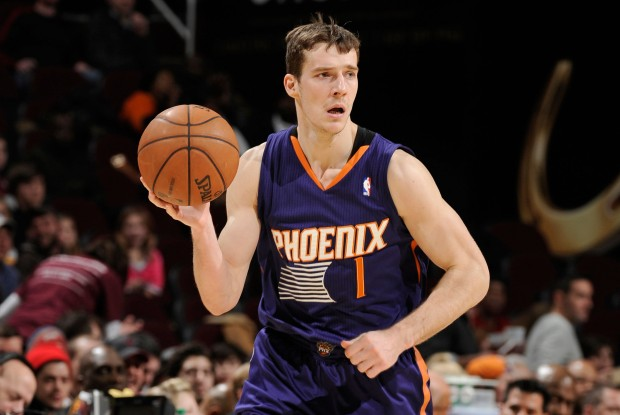 Goran Dragic./ Getty Images