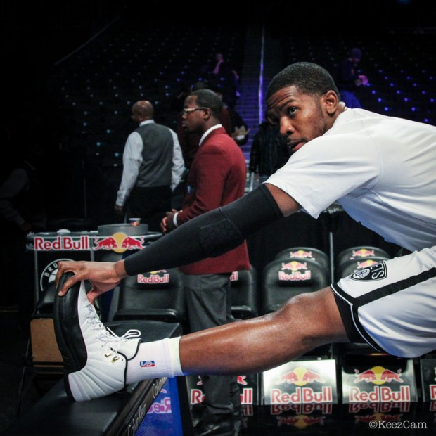 Joe Johnson./ @KeezCam