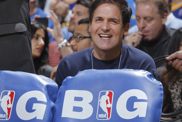 Mark Cuban / Getty Images
