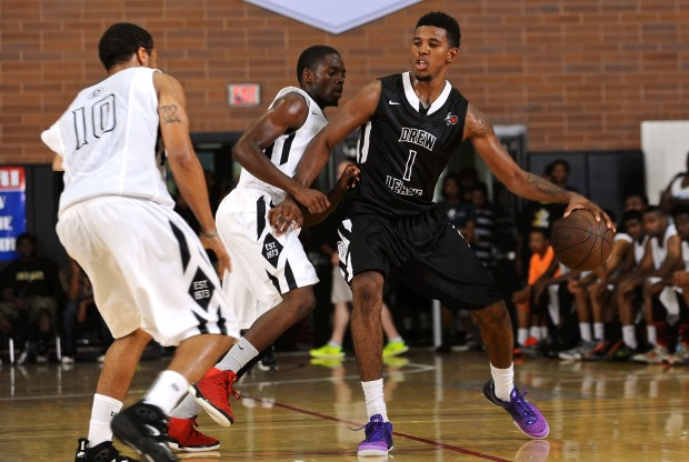 Nick Young./ Drew League