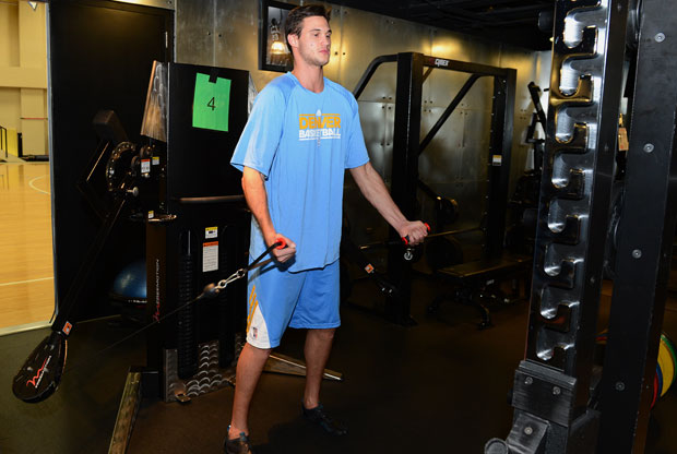 Danilo Gallinari / Getty Images