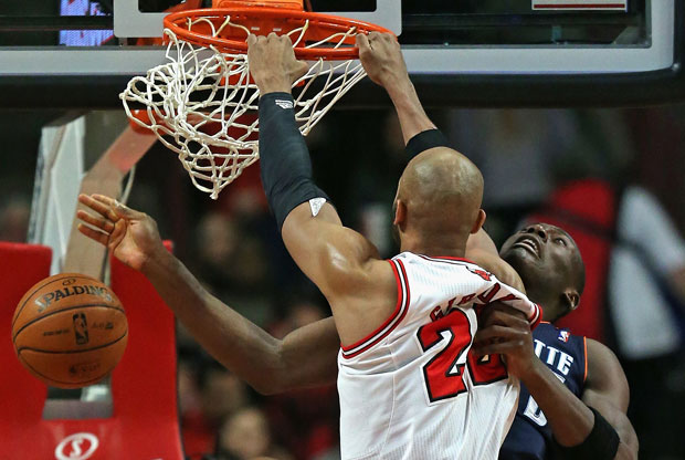 Taj Gibson / Getty Images