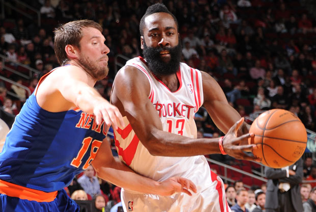 James Harden / Getty Images