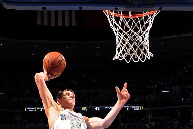 Timofey Mozgov / Getty Images