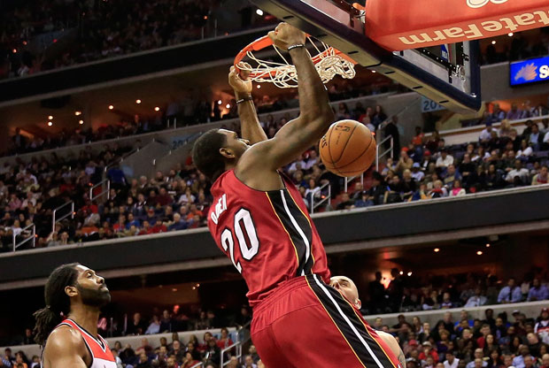 Greg Oden / Getty Images