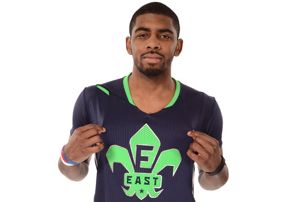 Kyrie Irving / Getty Images