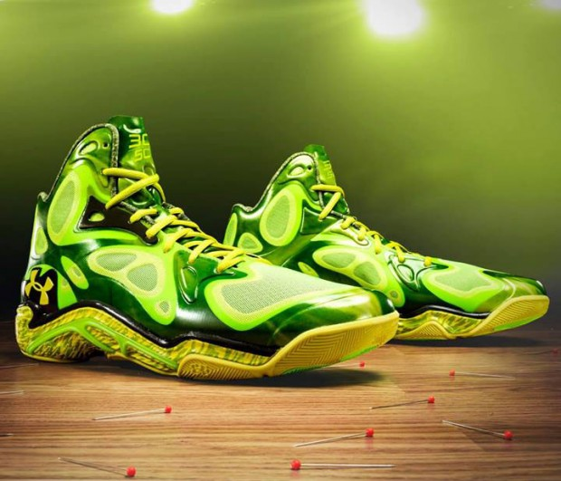 Under Armour - Anatomix Spawn 'Voodoo'
