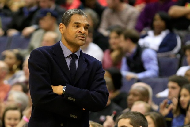 Maurice Cheeks./ Getty Images
