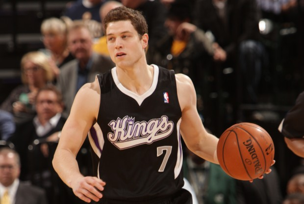 Jimmer Fredette./ Getty Images
