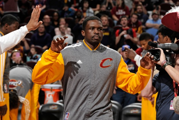 Luol Deng./ Getty Images
