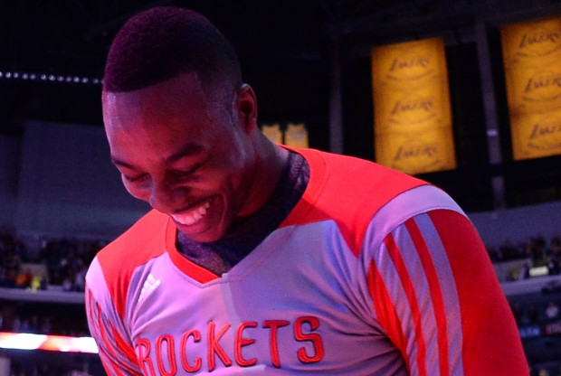 Dwight Howard./ Getty Images
