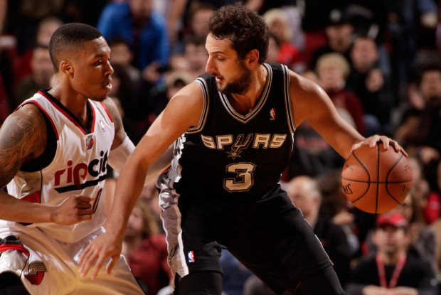 Marco Belinelli./ Getty Images