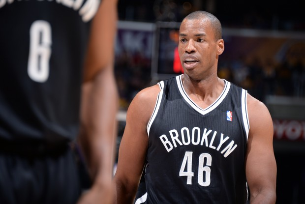 Jason Collins./ Getty Images