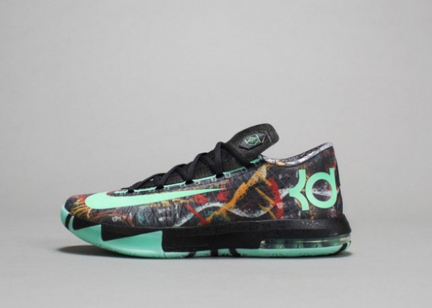 Nike - KD VI 'All-Star Edition'