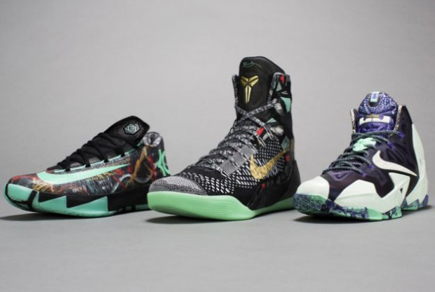 Zapatillas Nike para el All-Star Weekend de 2014