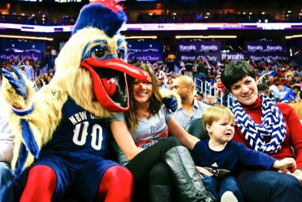 Pierre The Pelican./ Getty Images
