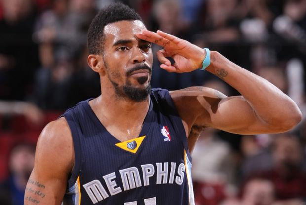 Mike Conley / Getty Images